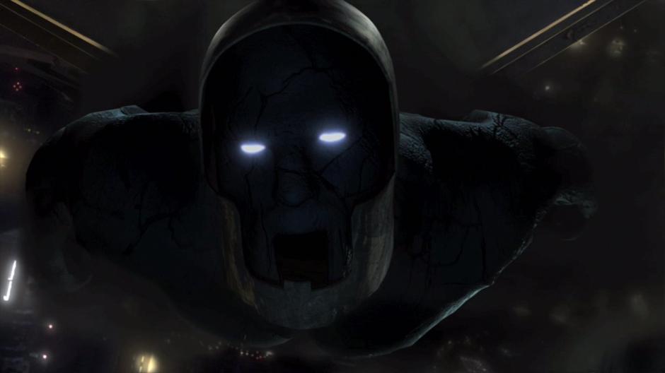 Darkseid en 'Smalville'