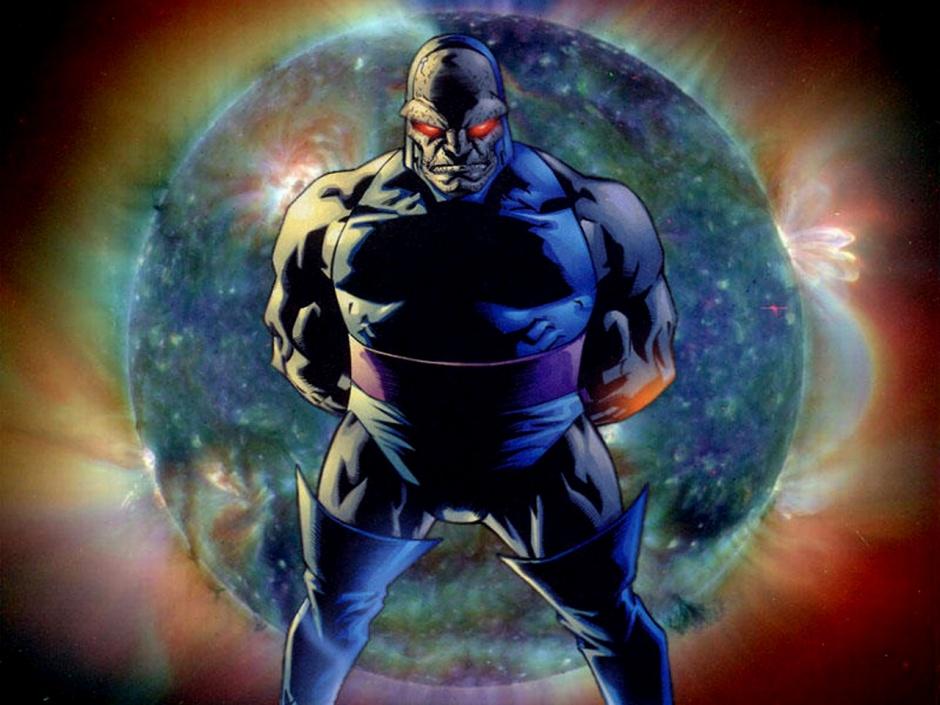El Chico de la Semana: Darkseid
