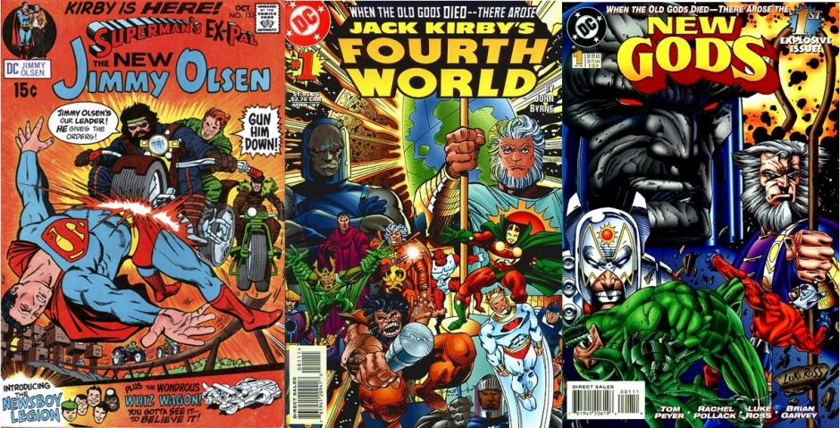 Darkseid en publicaciones de DC Comics