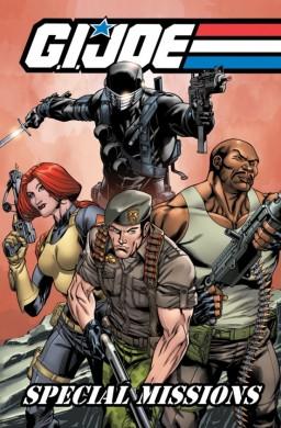Special Missions - GI JOE - comics