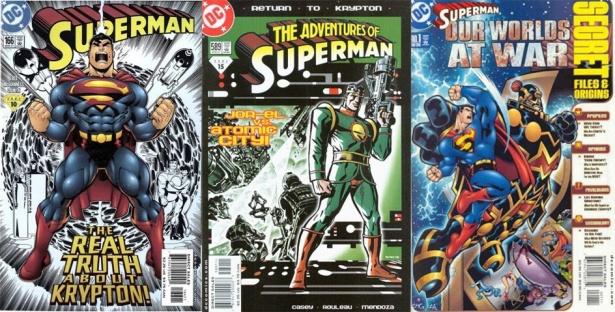 Zod en publicaciones de DC Comics