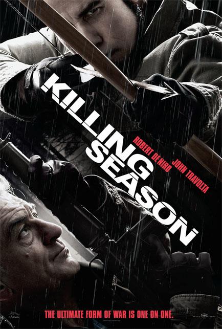 En Killing Season volveremos a ver a Milo Ventimiglia