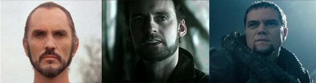 Notables apariciones del General Zod en el cine y la televisión