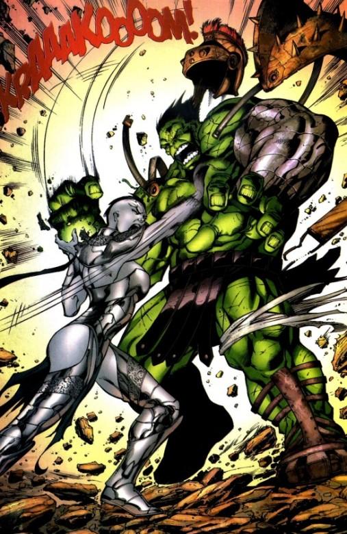 Planeta Hulk Caiera