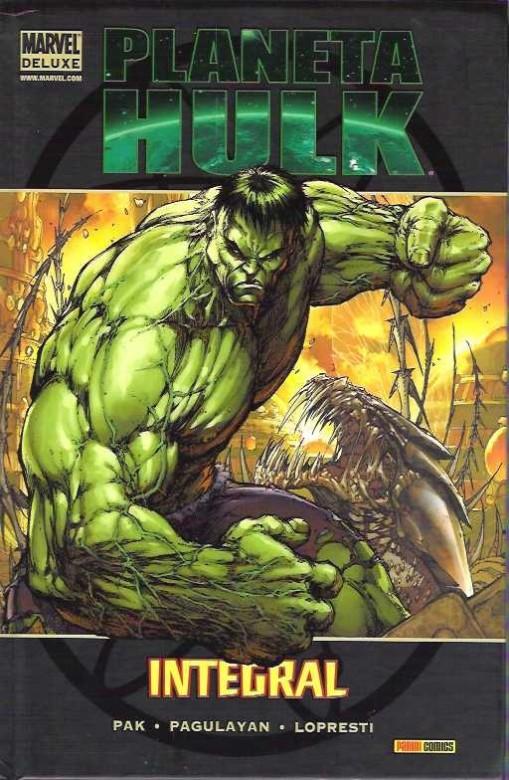 Planeta Hulk Integral