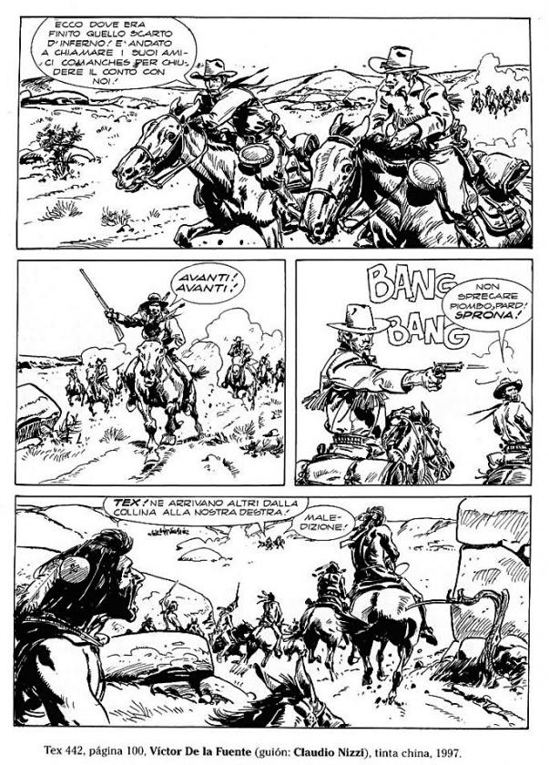 Tex: Un Ranger en Peligro