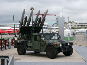 US Army SL-AMRAAM Launcher