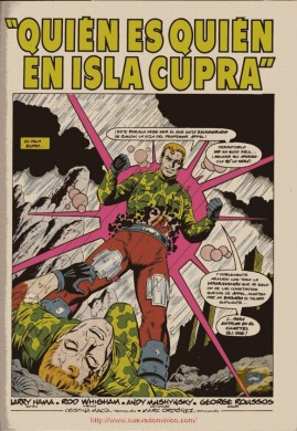 Zartan vs Paraca G.I. Joe