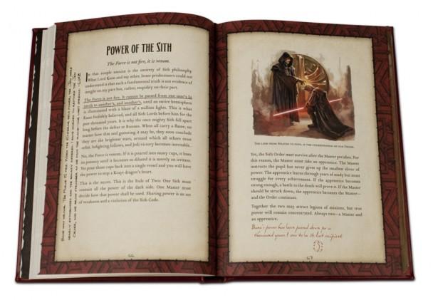 El Libro de los Sith