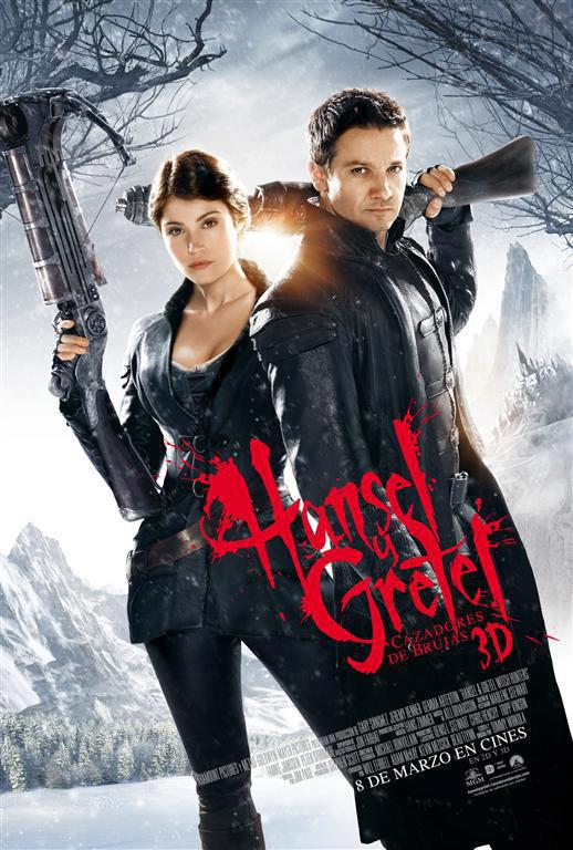 Hansel y Gretel poster español