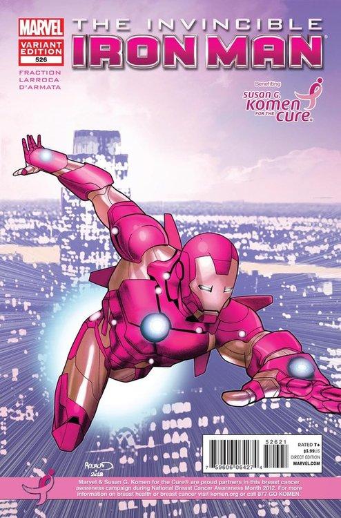 Una de las portadas especiales dedicadas a la lucha contra el cáncer