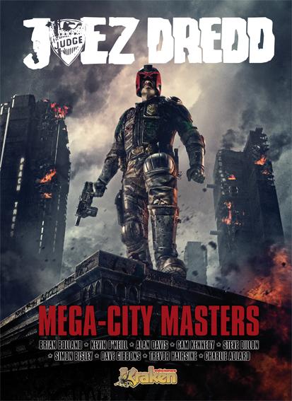 Juez Dredd: Mega-City Masters