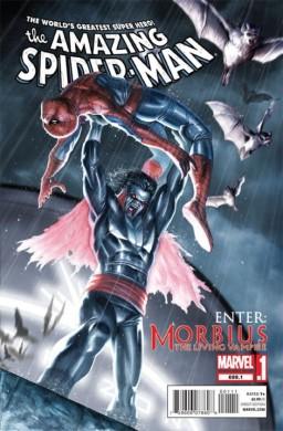 El primer paso para la serie propia de Morbius