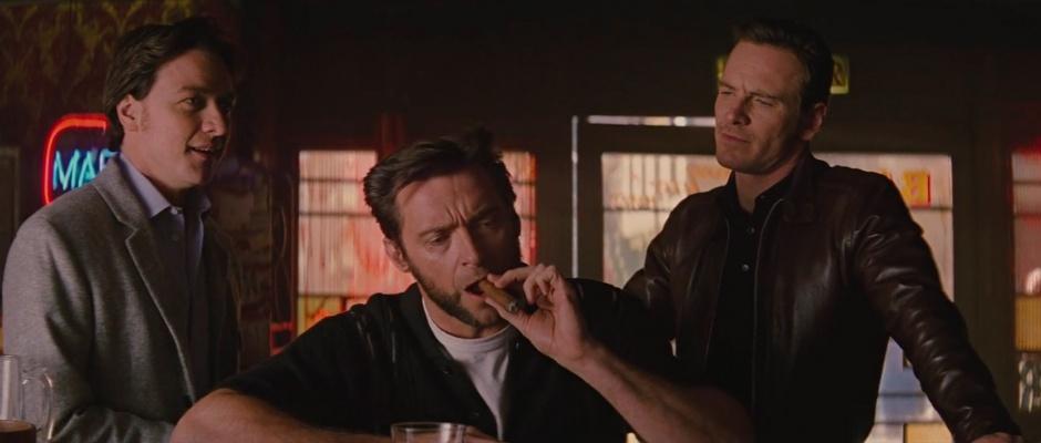 """Hugh Jackman en """"X-Men: Primera Clase"""""""