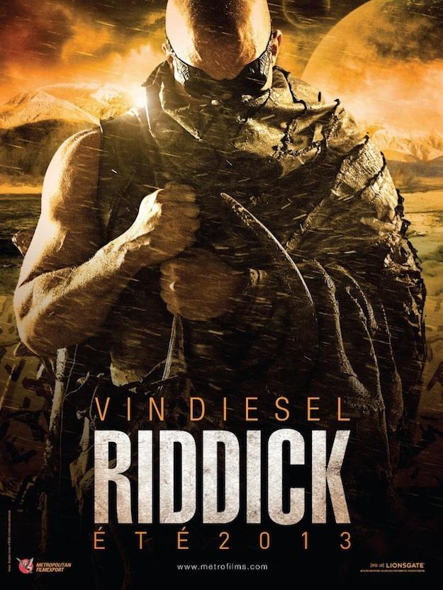 Poster de Riddick