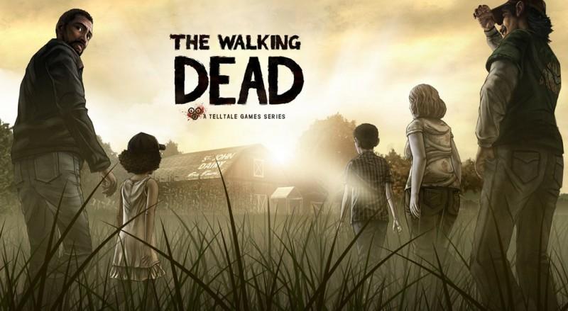 the walking dead juego