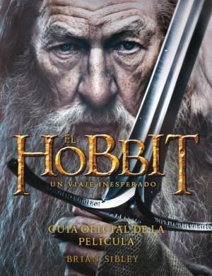 """Portada de """"El Hobbit: Un viaje inesperado. Guía oficial de la película"""""""