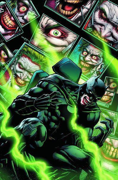 Portada de Dectective Comics #16