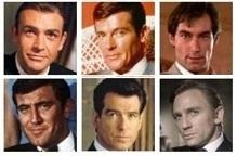 50 años de James Bond baner