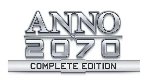 Anno 2070 complete edition logo