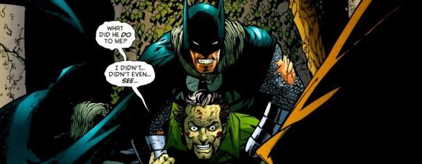 Batman y Ra´s en Nanda Parbat