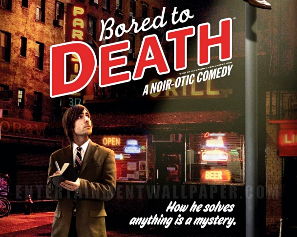Bored to death movie