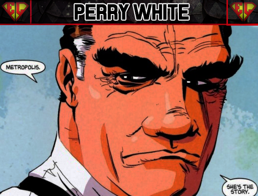 Chico de la semana perry white