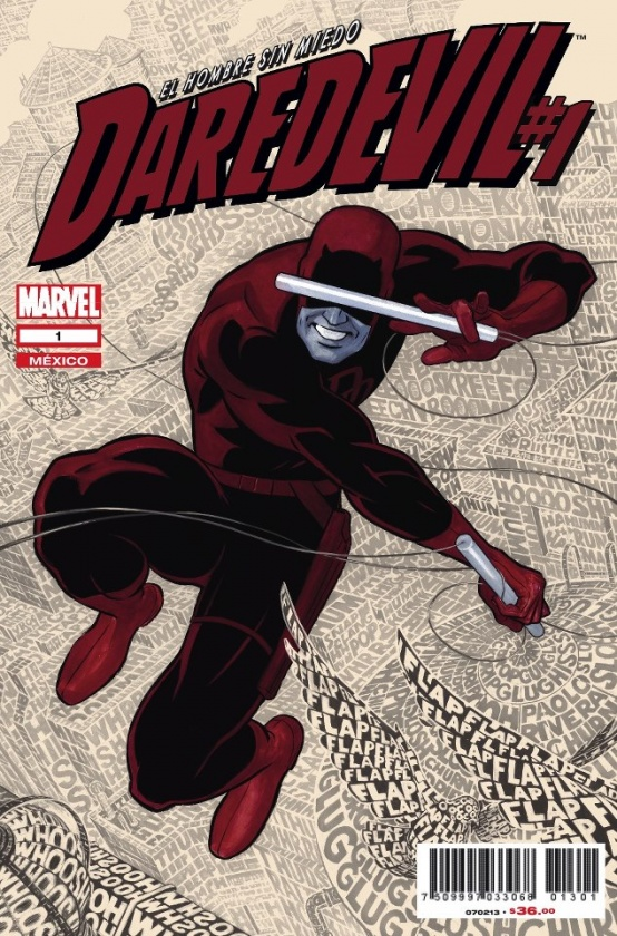 Daredevil Vol 3 #1
