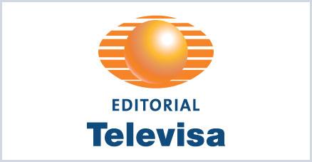 Logo de Editorial Televisa