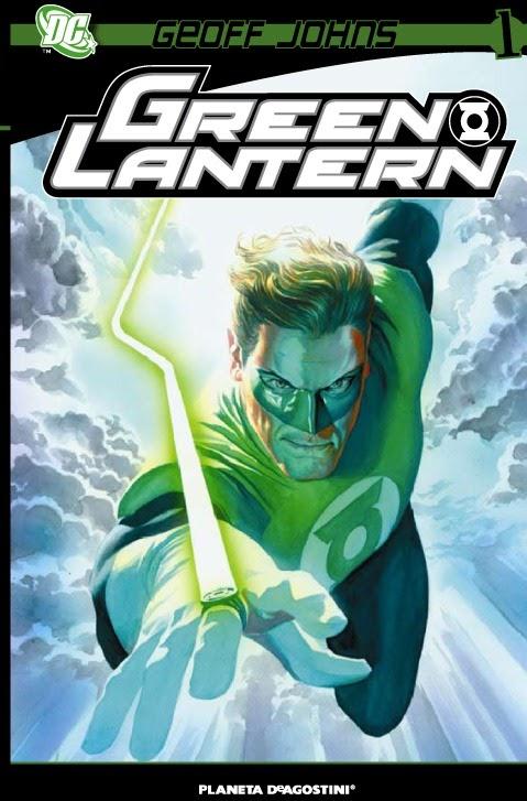 Green Lantern de Geoff Johns 1 Planeta