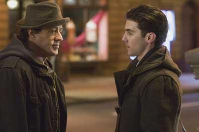 Los Balboa, padre e hijo