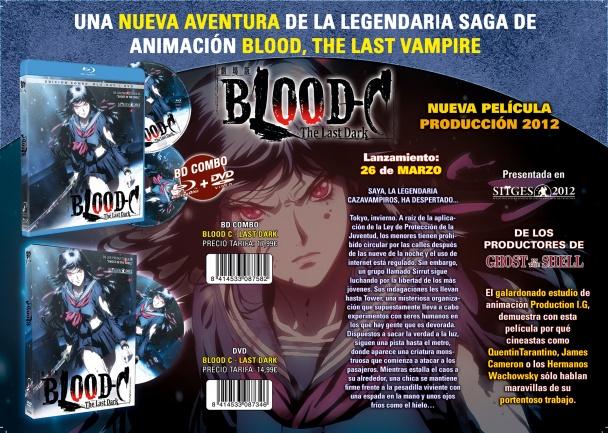 Preventa Marzo BloodC LastDark