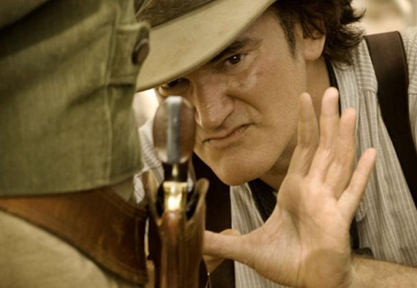 Quentin Tarantino Django Unchained
