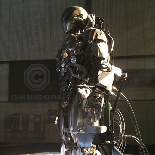 Robocop New Droid