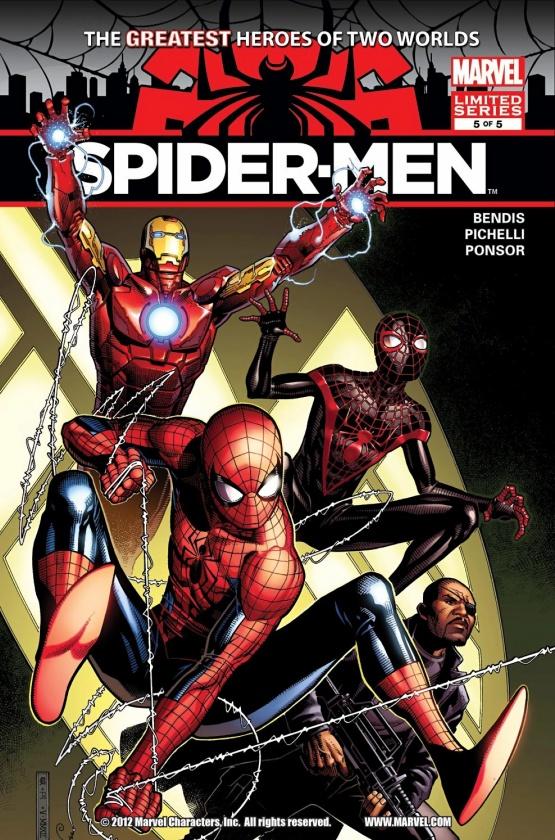 Spider-Men #5