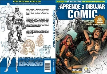 Aprende a dibujar cómics #11