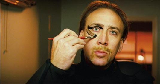 nicolas cage big daddy make up maquillaje