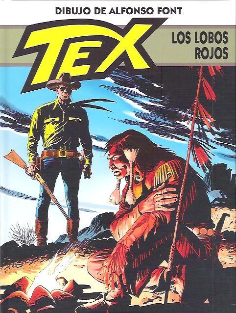 Tex: Los Lobos Rojos