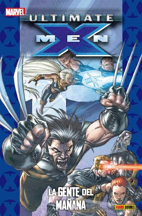 Ultimate X-Men: La Gente del Mañana