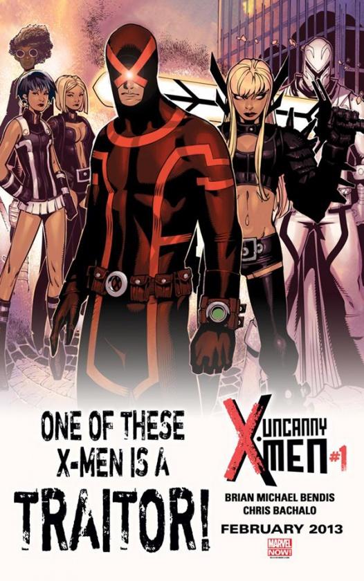 Uncanny X-Men de Bendis
