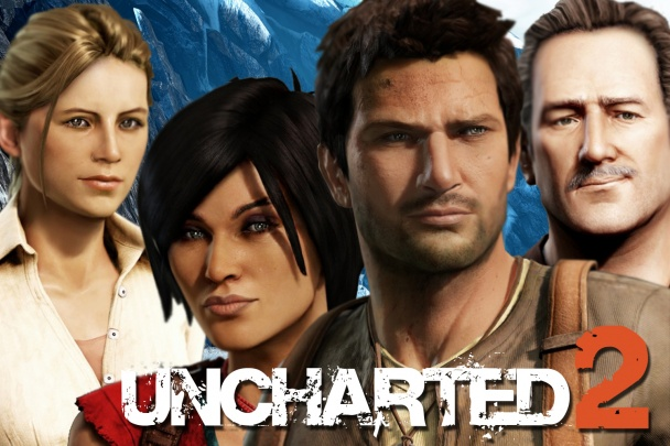 """""""Uncharted 2: El Reino de los Ladrones"""""""