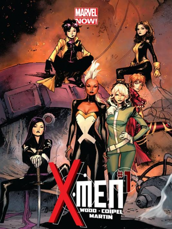 Las nuevas X-Men