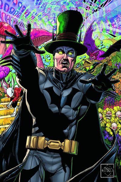 Portada de Batman: The Dark Knight #17