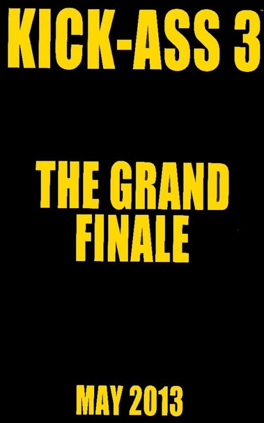 Kick Ass 3, el final de la historia