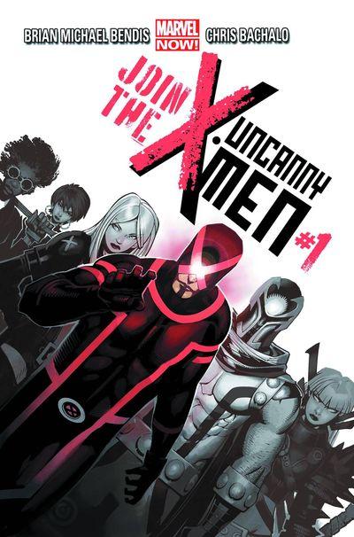 Portada de Uncanny X-Men #1
