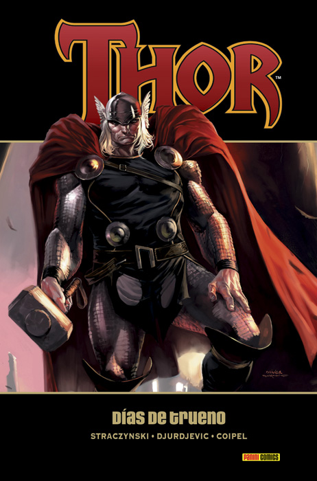 Portada de Marvel Deluxe: Thor 2