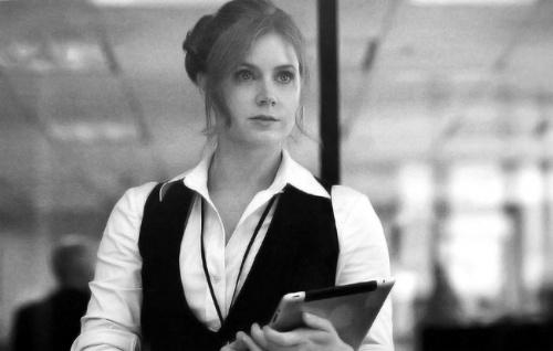 Amy Adams Lois Lane El hombre de acero