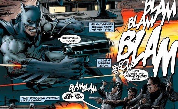 Batman: Odisea