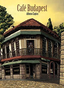 Café Budapest Alfonso Zapico