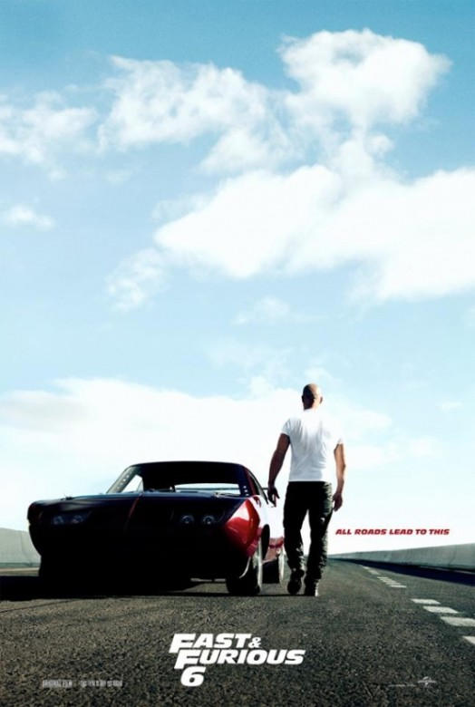 Fast & Furious 6 Póster